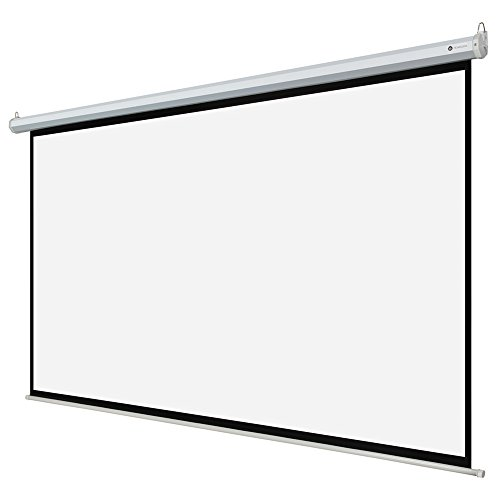 homegear 110 hd motorized 16 9 projector screen w remote