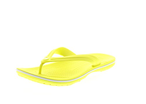Crocs Sandal Crocband Flip - Tennis Ball Green