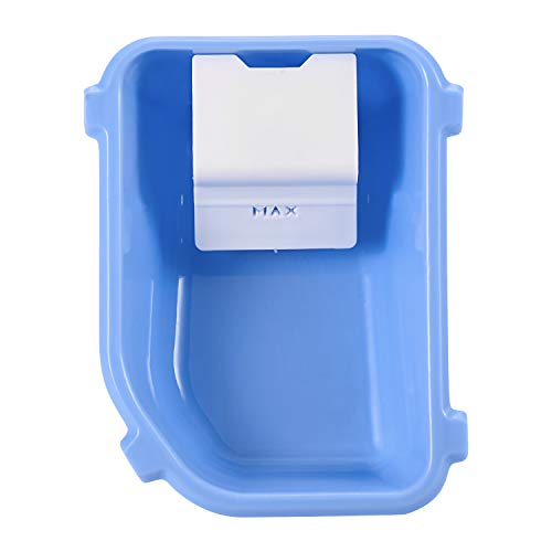 3891ER2003A Washing Machine Detergent Box Dishwasher Detergent Assembly Washer Liquid Detergent Container Compatible with LG Washer Replace PS3522644, AP4436613, 3891ER2003B, Light Blue