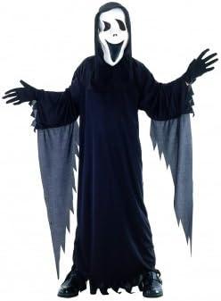 LUCIDA - Disfraz de scream para niño, talla 11-14 años: Amazon.es ...
