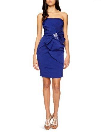Lipsy Bandeau Bow Panelled Dress Sz (Lipsy Bandeau)