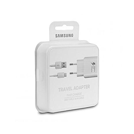 MLTrade Cargador Original Samsung EP-TA300 Carga Rápida 25W ...
