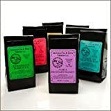 Montana Tea & Spice Trading LLC. Gourmet Herbal Tea Mountain Huckleberry