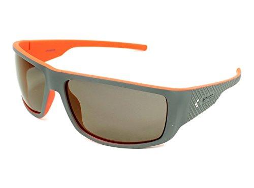 Polaroid PLD Grey Gris Pz S Red Grey Sonnenbrille Speckled Sports Orange 7006 rETwRrq