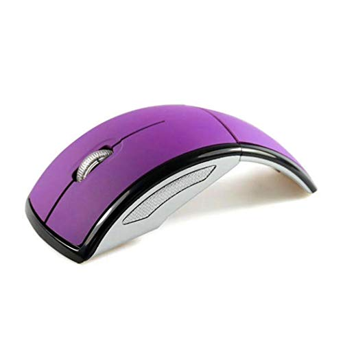 Wireless Silver Mouse Rf Optical (2.4GHz USB Wireless Cordless Optical Mouse Mice for PC Laptop)