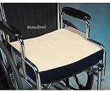 Best Wheelchair Cushion With Fleeces - Gel Foam Wheelchair Cushion 16x18x3 1/2 Review