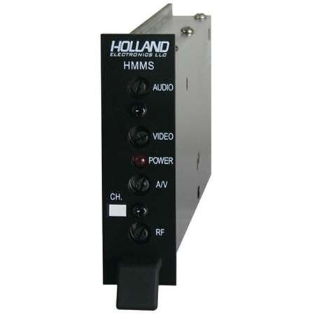 ITEM#HMMS-55 Holland Single Channel Mini Modulator - Channel 055