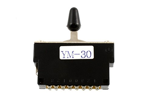 Allparts EP-4475-000 3-Way YM-30 Import Switch by Allparts (Image #1)