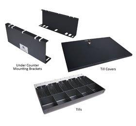 APG Cash Drawer Heavy Duty: Fixed Till Assembly (Part#: PK-15VTA-BX ) - NEW