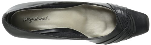 Women's Black Pump Easy Street Tidal Zq5nwP6HB