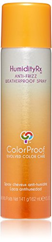 ColorProof Evolved Color Care Humidity RX Anti-Frizz Weatherproof Spray, 5 oz.
