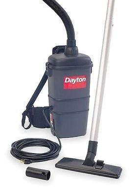 DAYTON 7 qt., 120V Backpack Vacuum Cleaner