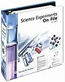 Science Experiments on File, Pam Walker and Elaine Wood, 0816070814