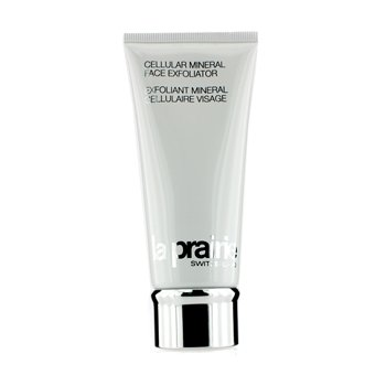 La Prairie Cellular Mineral Face Exfoliator 100ml/3.4oz by La Prairie