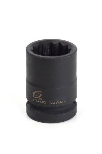 - Sunex 428zt 3/4-Inch Drive 7/8-Inch 12-Point Thin Wall Impact Socket