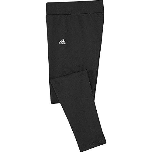 Adidas Womens Climalite Techfit 3/4 Tight Capri Pants Small Black/Purple