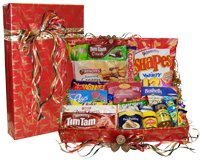 Down Under Deluxe Christmas Gift Box by Australian Products Co.