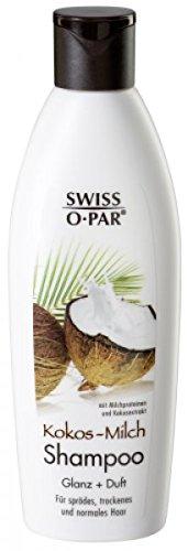 Swiss-o-Par Kokos-Milch Shampoo, 250 ml