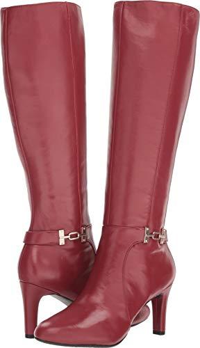 Bandolino Women's LAMARI Fashion Boot, Tango red, 10.5 M ()
