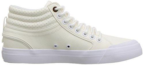 Salut Femmes Dc Skate Blanc Se Chaussures Evan 1pnqSUv