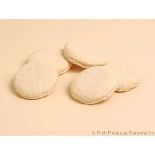 Rich Products Round Biscuit Dough with Handi Split , 2.2 Ounce -- 240 per case.