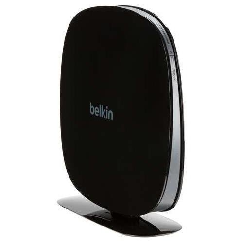 (Belkin F9K1116 AC 750 IEEE 802.11ac Ethernet Wireless Router - 2.40 GHz ISM Band - 5 GHz UNII Band - 433 Mbps Wireless Speed - 4 x Network Port -)