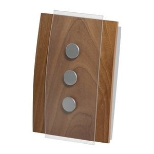 Honeywell RCW3503N1002/N Decor Wired Door Chime No Push Button