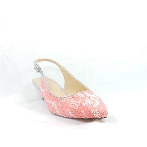 Lotus , Damen Pumps rosa rose