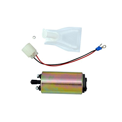 Crx Fuel Pump (CUSTOM 1pc New Electric Intank Fuel Pump With Installation Kit For Mazda Geo Acura Infiniti Mitsubishi Lexus Dodge Honda Isuzu Oldsmobile Cadillac Daihatsu Ford Chevrolet Eagle HFP-501)