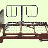 Invacare Half-length bed rails-Bariatric