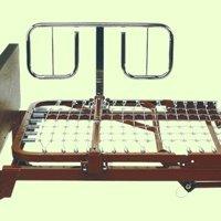 Invacare Half-length bed rails-Bariatric (Invacare Bathtub)