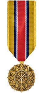 Medals of America Army Reserve Components Achievement Medal Miniature Bronze