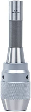 """NEW Glacern R8 Taper Albrecht-Style Keyless Drill Chuck 1//2/"""" Capacity"""