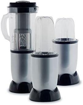 Appetitissime One Touch Bullet Batidora de vaso con accesorios ...