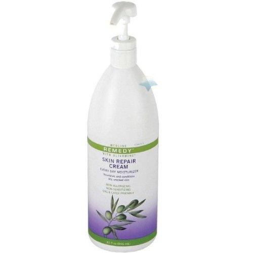 Remedy Skin Repair Cream with Olivamine, 32oz Bottle Good...