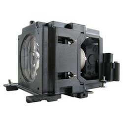 (Replacement for VIEWSONIC PJ656 LAMP & HOUSING Projector TV Lamp Bulb)