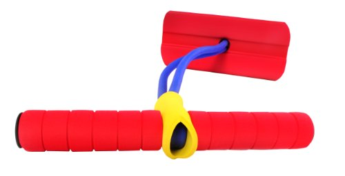 Kidoozie Foam Pogo Jumper – Fun and Safe Play – Encourages an Active Lifestyle – Makes Squeaky Sounds – For All Sizes, 250 Pound Capacity