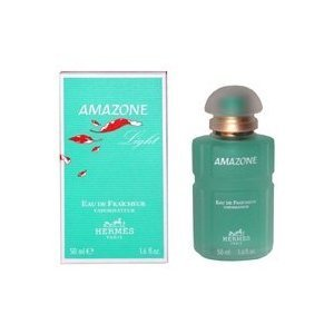 Amazone Light by Hermes for Women, 1.7 oz Eau Fraiche Spray by Hermes