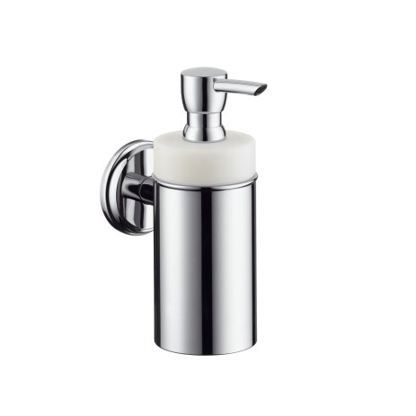 Hansgrohe Lotionspender Logis C chrom 41614000 by Hansgrohe