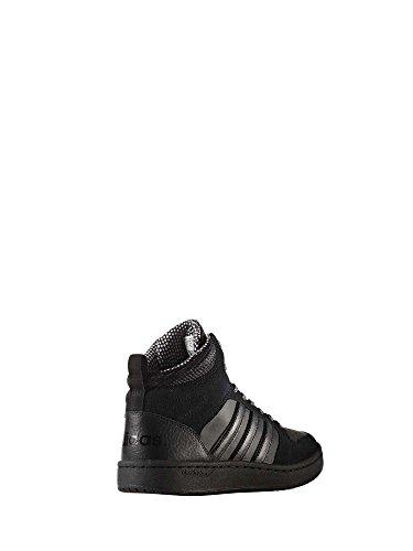 Negbas Adidas Superhoops Ftwbla Noir Baskets Mid negbas Femme Cf Hautes r68qr