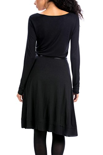 DESIGUAL - Vestido para Mujer negro