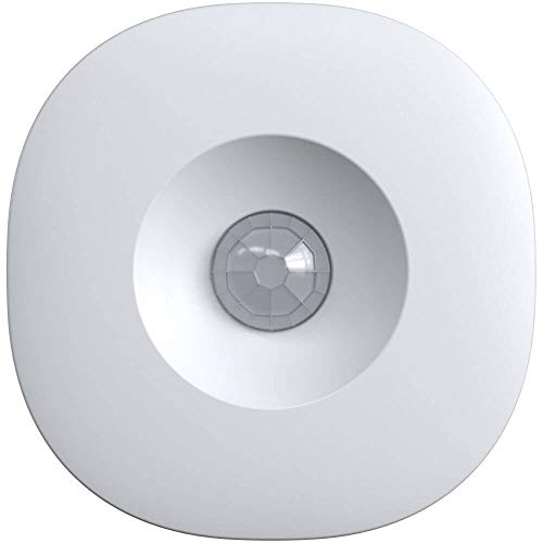 Samsung SmartThings Motion Sensor [GP-U999SJVLBAA] with Slim Design and Optional Automated Alerts - Zigbee – White by Samsung