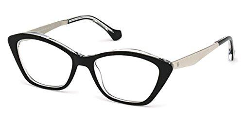 Eyeglasses Balenciaga BA 5040 003 black/crystal