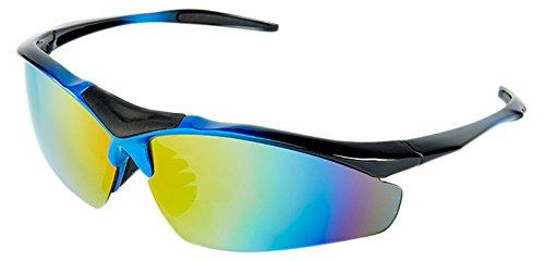Slip Interchangeable Lens Sunglasses - 7