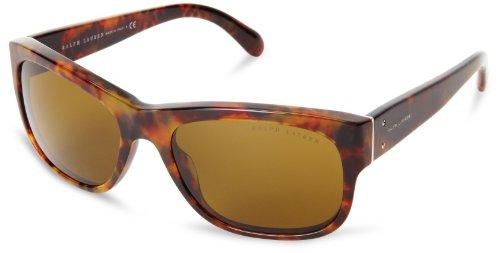 Polo Ralph Lauren 0PH4072 50177357 Square Sunglasses,Havana Jerry,57 - Polo Ralph Shades Lauren