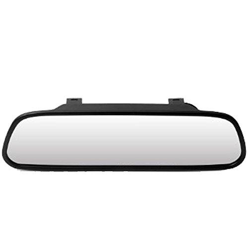 SecureGuard HD 720p Car Rear View Mirror Dash Cam Vehicle Spy Camera Covert Hidden Nanny Camera Spy Gadget (New Cost Efficient Line)
