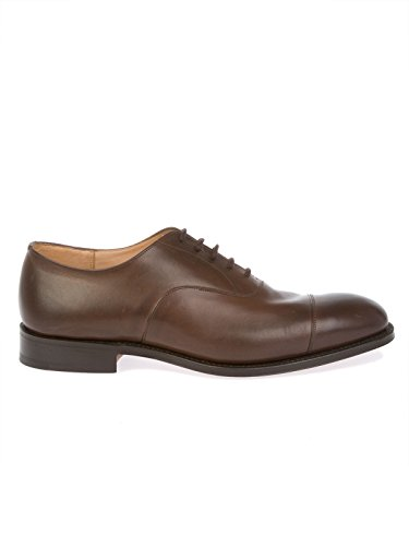 Pelle Marrone Uomo CONSULCALFBROWN Stringate CHURCH'S wU7zq