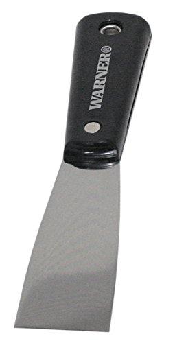 Warner 10327 Painter's Series 1-1/2-Inch Stiff Putty Knife (Warner Knife Putty)