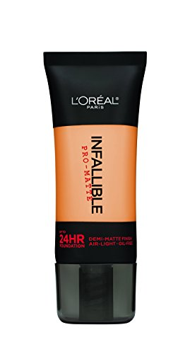 LOr%C3%A9al Paris Infallible Pro Matte Foundation