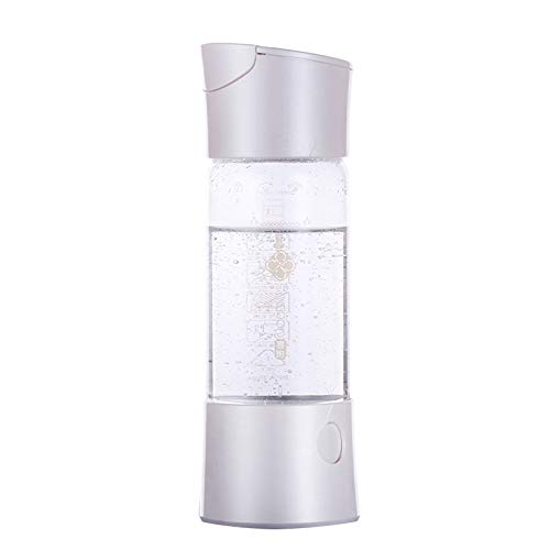 500ML Portable Soda Water Machine, DIY Cocktail Soda Maker Homemade CO2 Bubble Water Machine with Spray Operation Function for Home,1